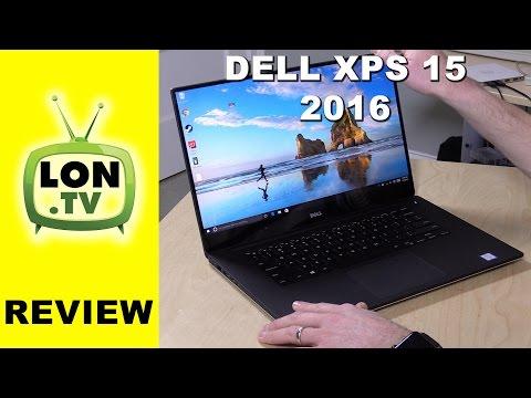 "Dell XPS 15 (2016) Review - 15"" Premium Laptop with GTX 960M GPU"