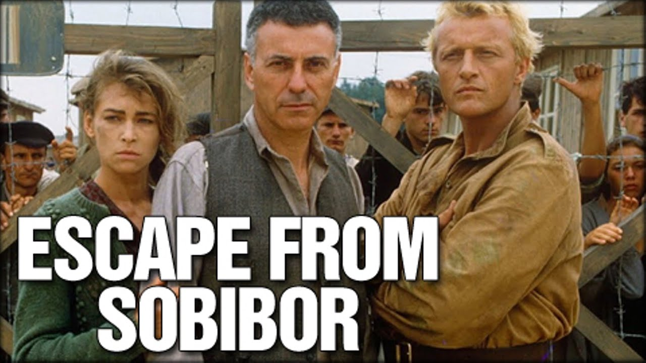 Escape from Sobibor (1987) – Drama, History, War