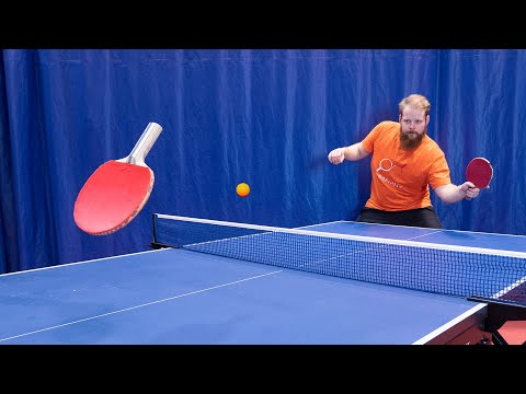 Ghost Ping Pong