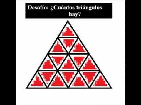 Cuantos triangulos hay youtube for Cuantos codones existen