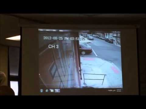 Security video from 2012 Jersey City shooting