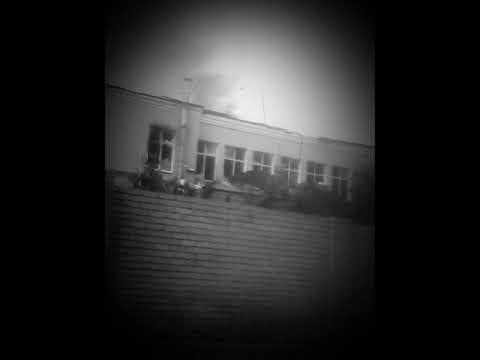 Вот так  выглядит сейчас Кино МИР театр города Стаханова