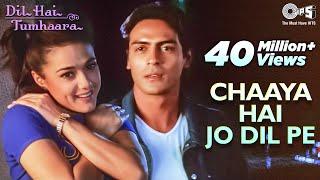 Chaaya Hai Jo Dil Pe - Dil Hai Tumhaara | Preity Zinta & Arjun Rampal | Kavita Krishnamurthy & Shaan