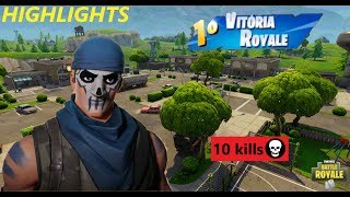 HIGHLIGHTS #3 SKIN PAINTING LEADING GENERAL!!! -Fortnite Battle Royale