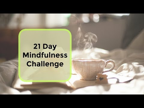 Become Mindfully Compassionate When Life Is Challenging!  {21 Day Mindfulness Challenge: Day Eight}