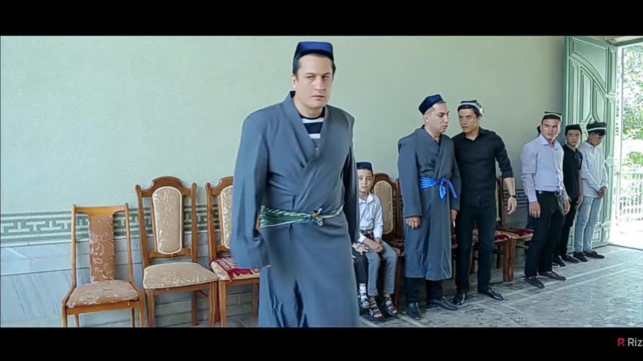 Aka - ukaning janozadagi janjali - UzbekFilm. Daxshat!! Buni albatta ko'ring!