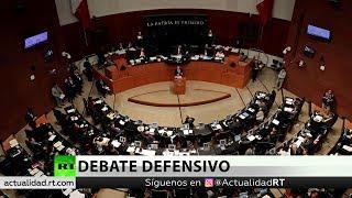 El Senado mexicano votará por unanimidad la Guardia Nacional