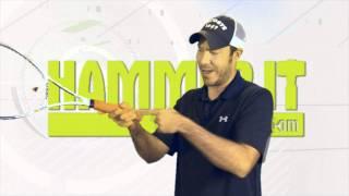 Continental Grip / Tennis Lesson - HammerItTennis.com
