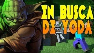 EN BUSCA DE YODA!!! FAIL!! - Star Wars Mod Serie - Ep.6 con Willy - Minecraft