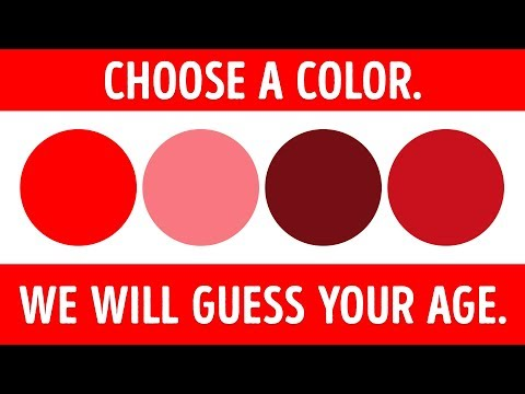 A Color Test That Can Tell Your Mental Age Mp3
