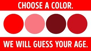 A Color Test That Can Tell Your Mental Age thumbnail