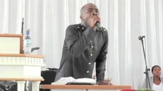 Pastor Sandile Mlambo