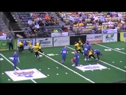 LaRoi Johnson 2011 highlights first 3 games