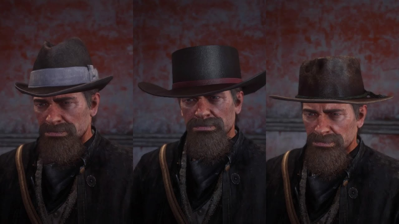d20070cea204f Red Dead Redemption 2 - Homburg Hat   Gaucho Hat   Farmer s Hat Location  (Found Stolen Hats)