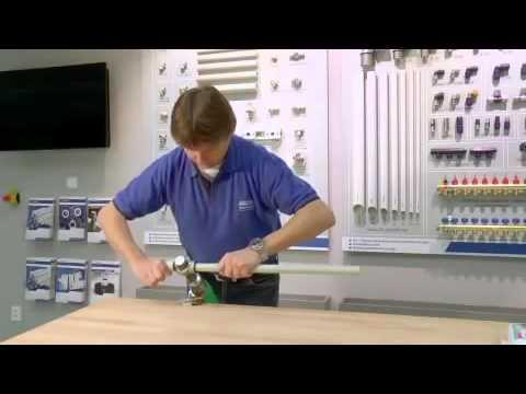 Система Ekoplastik   Как сваривать трубы и фитинги из  PPR и  PP RCT