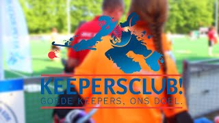 Keepersclub MHC Ede - Keepersclinic 6 juni