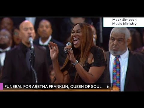 Sherry Mackey - Yolanda Adams, Fantasia, & Andra Day Honor Aretha Franklin at the Grammys