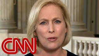 Senator Kirsten Gillibrand calls for elimination of ICE