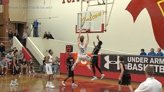 # 12/# 55 George Papagiannis '15, Westtown Junior, 2013 UA Holiday Classic at Torrey Pines