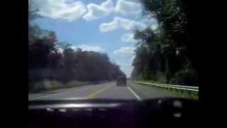 Maryland Route 23 from Hickory to Jarrettsville