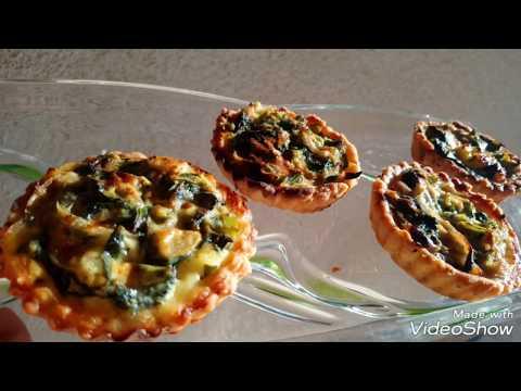 quiche-aux-épinards-(pâte-spéciale)-كيش-السبانخ-بعجينة-خاصة