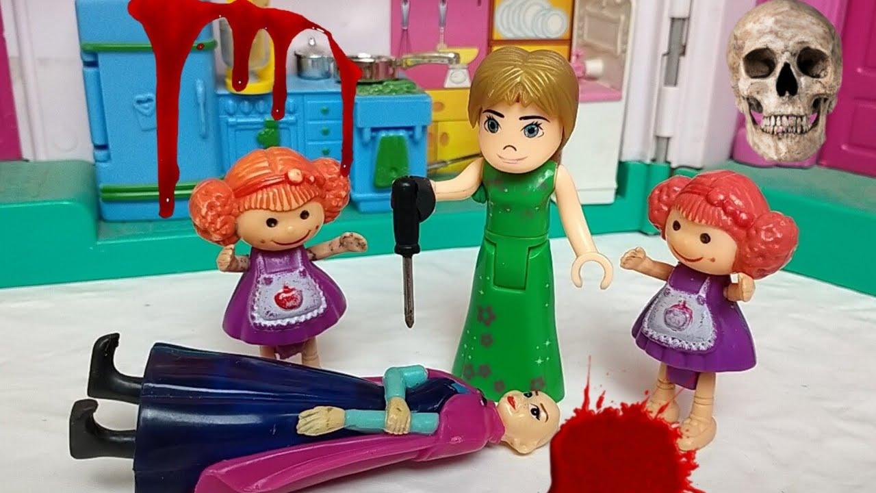 بنت الجيران مع ليندا ودادة فاطمة🐍🐍العاب سيمبا سون !! حكايات بالعربية للأطفال!!
