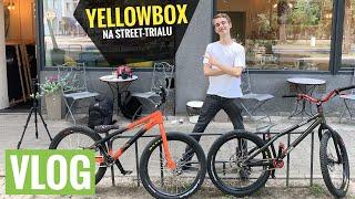 Yellowbox na street-trialu | EP1