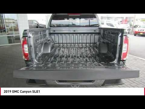 2019 GMC Canyon 2019 GMC Canyon SLE1 FOR SALE in Seaside, CA G12083