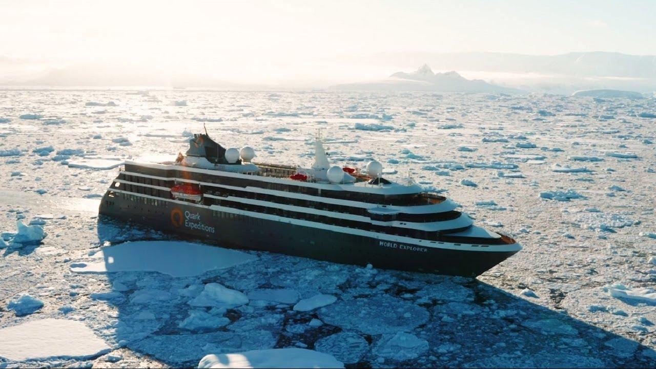 【動画】ワールド・エクスプローラーイメージビデオ/北極旅行