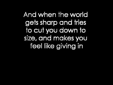 Parachute- Train (with lyrics)