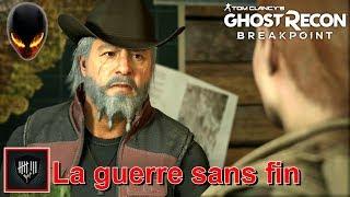 Ghost Recon BREAKPOINT : La guerre sans fin / 8 missions de faction - Trophée / Succès