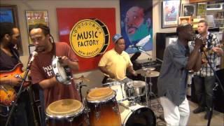 79ERS GANG @ Louisiana Music Factory 2015