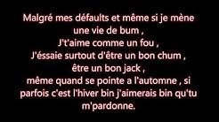 Sir Pathetik   Vie de bum (Lyrics) (Paroles)