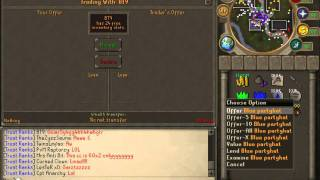 You want legit? Here it is. Biggest Dice pot payout in Runescape Dicing history. 16B Pot in Mew2