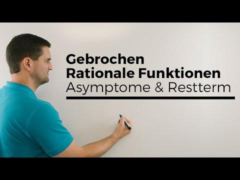 Asymptoten berechnen - Video 1 from YouTube · Duration:  16 minutes 49 seconds