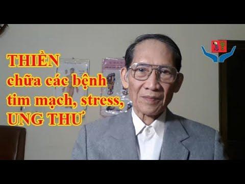 Thiền chữa các bệnh tim mạch, stress, ung thư l Đỗ Nguyên Thiều