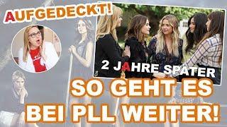 Krasse neue PLL-Details bekannt: So geht Pretty Little Liars weiter + Riverdale-SerienNews