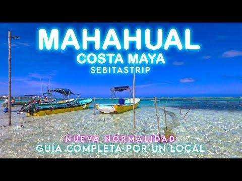 🌎🧜♂️ MAHAHUAL | QUÉ HACER | GUÍA COMPLETA POR UN LOCAL | NUEVA NORMALIDAD | COSTA MAYA