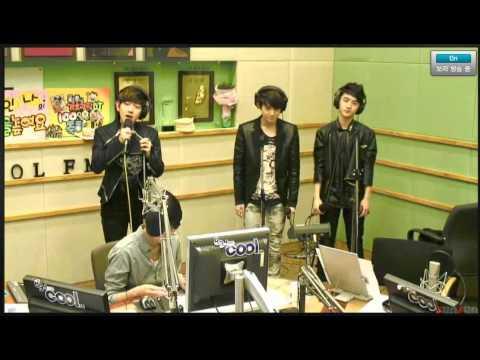 120514 EXO-K : 너의 세상으로 (ANGEL) @ HONG JIN KYUNG's 2 O'CLOCK RADIO