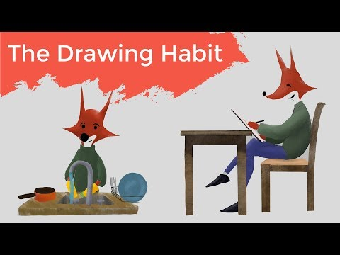 How to Make Drawing a Habit