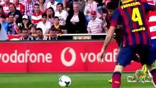 Các pha bóng đẹp của Neymar trong màu áo Barcelona 2013 2014