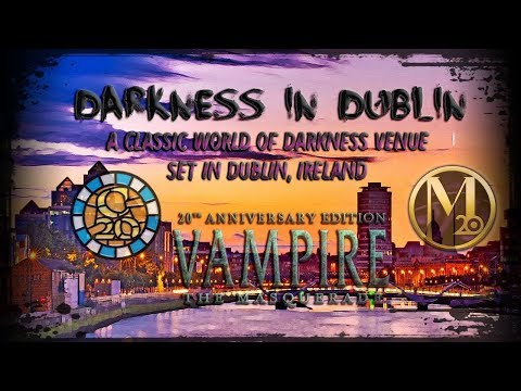 Darkness in Dublin: YOU'RE NOT EVEN AN ALBINO!