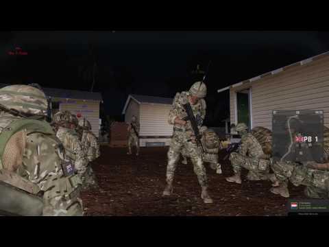 ARMA 3 - 40 Commando - Operation HURRICANE V - 04/06/2016