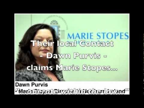 EXPOSED - Marie Stopes International admit performing illegal abortions