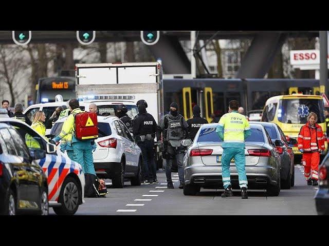 Fusillade aux Pays-Bas : un suspect dorigine turque arrêté, ses motifs peu clairs