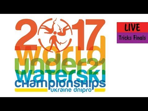 2017 World Under 21 Waterski Championships. Tricks Finals (16.07.2017)