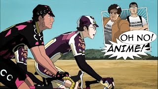 The Short History of Cycling Anime