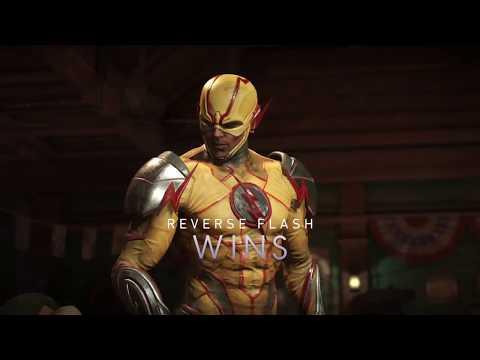 HoneyBee (Reverse Flash) vs Rebelo (Sub-Zero) Part 1
