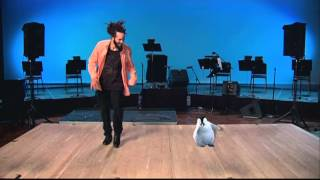 Savion Glover Happy Feet Behind the Scenes