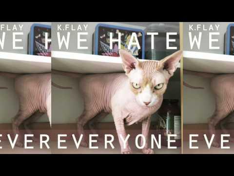 K.FLAY - WE HATE EVERYONE (HQ)